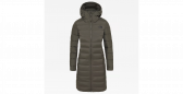 The North Face Stretch Down Parka Dames