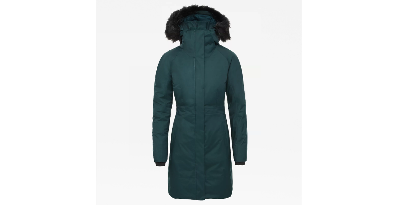 The North Face Arctic II Parka Winterjas Dames