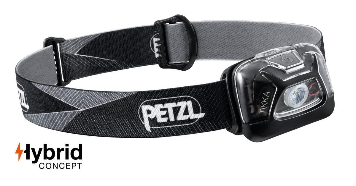 Petzl Tikka 300 Hoofdlamp Zwart