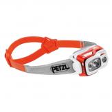 Petzl Swift RL 900 Hoofdlamp Oranje