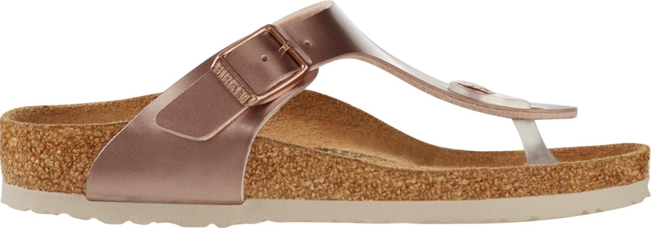 Birkenstock Gizeh Electric Metallics Slipper Kids