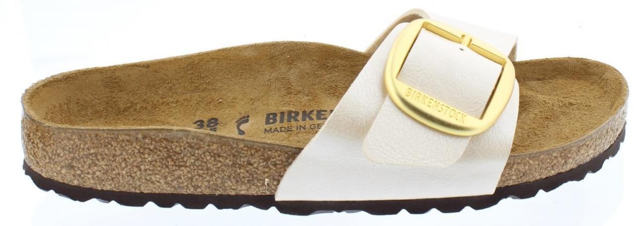 Birkenstock Madrid Graceful Big Buckle Slipper Dames