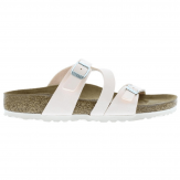 Birkenstock Salina Brushed Strappy Slipper Dames