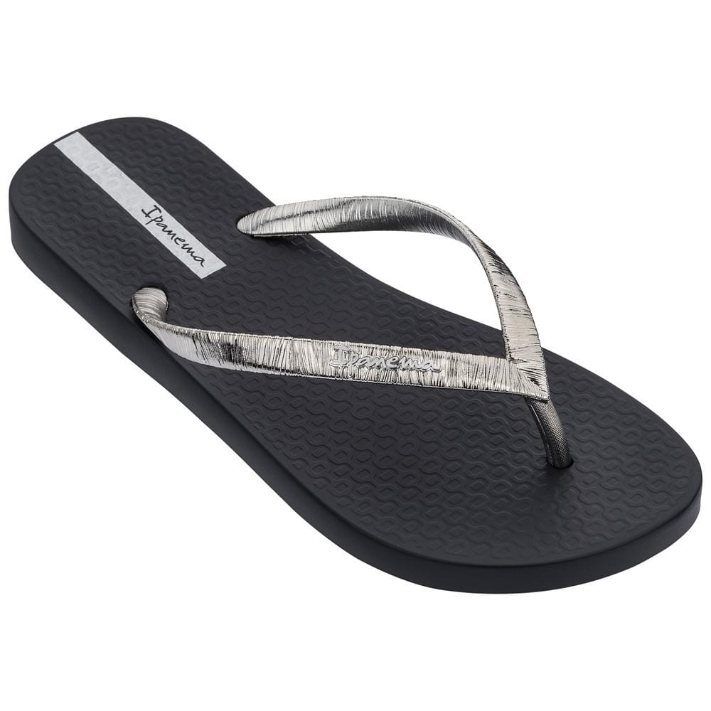 Ipanema Glam Slipper Dames Zwart