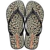 Ipanema Animal Print Slipper Dames