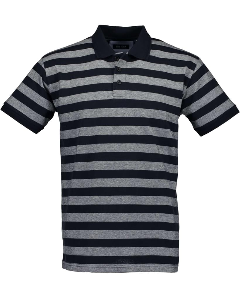 Blue Seven Polo Heren