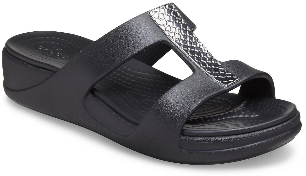 Crocs Monterey Metallic Slipper