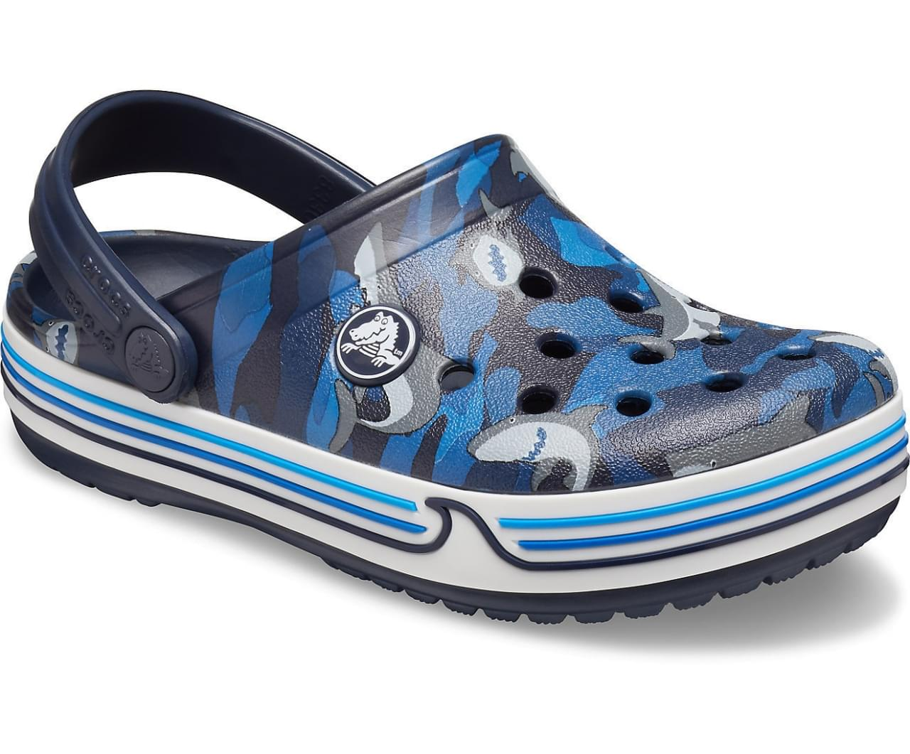 Crocs Crocband Shark Klomp Kids