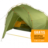 Exped Outer Space III / 3 Persoons Tent - Groen