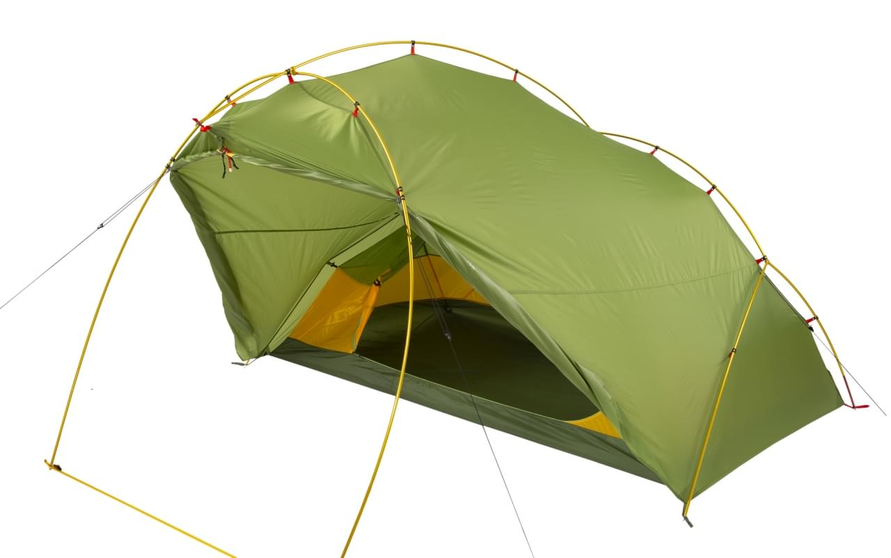 Exped Outer Space II - 2 Persoons Tent - Groen