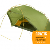 Exped Outer Space II / 2 Persoons Tent - Groen
