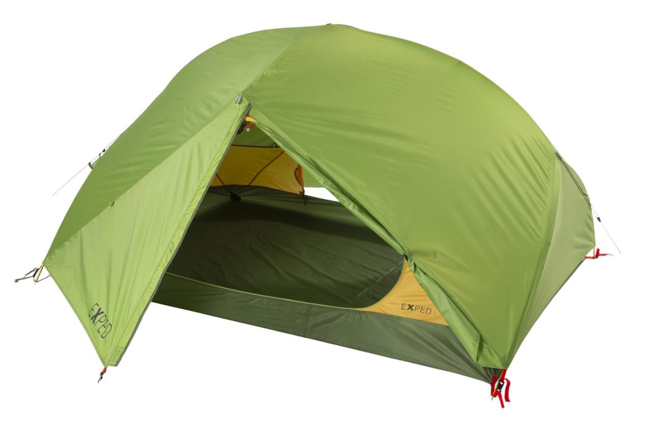 Exped Lyra III - 3 Persoons Tent - Groen