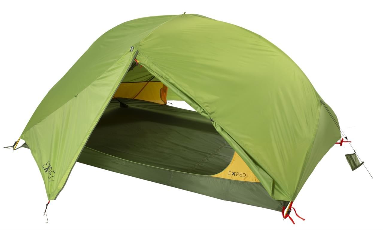 Exped Lyra II - 2 Persoons Tent - Groen