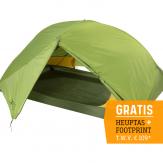 Exped Lyra II / 2 Persoons Tent - Groen