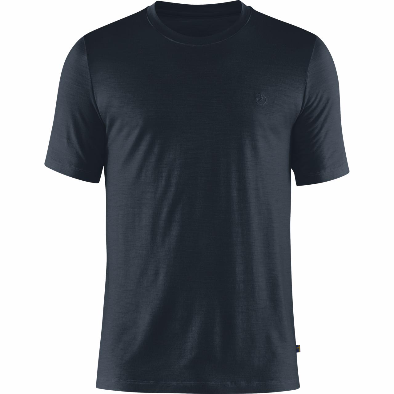Fjallraven Abisko Wool T-shirt Heren