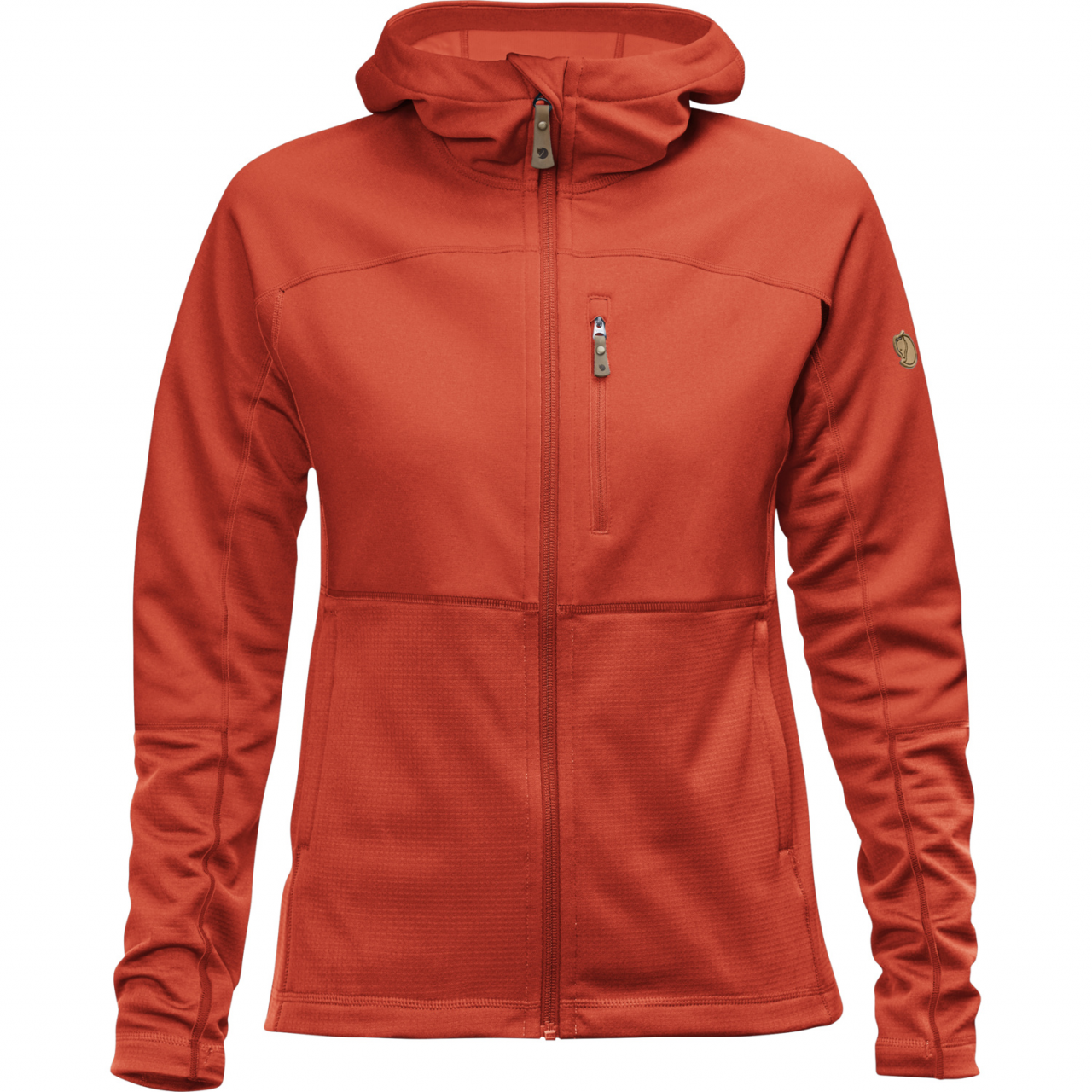 Fjallraven Abisko Trail Fleece Jacket Dames