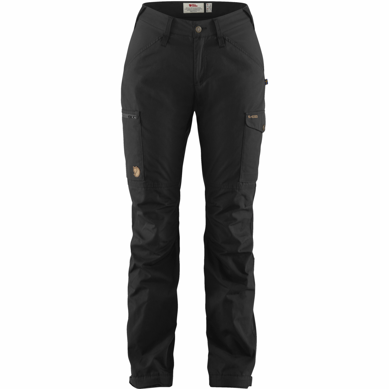 Fjallraven Kaipak Curved Broek Dames