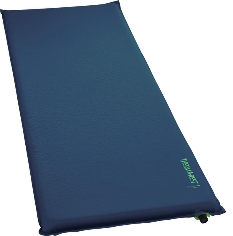 Therm-A-Rest BaseCamp Large Slaapmat - Blauw Blauw