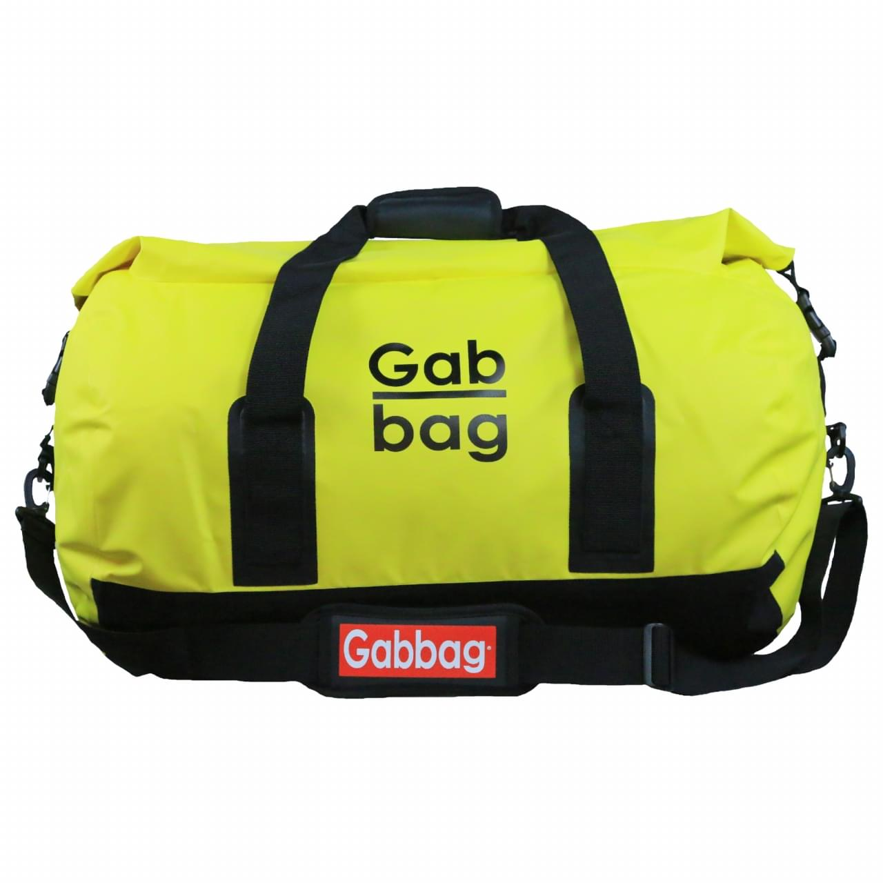 Gabbag Duffel Bag 65 - Geel