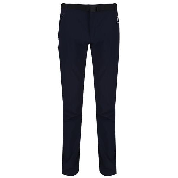 Regatta Xert Stretch Trousers II Broek Heren Blauw