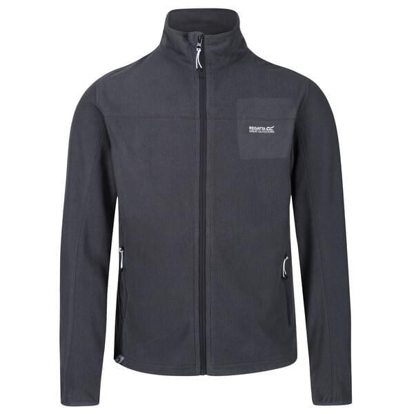 Regatta Stanner Fleece Jacket Heren Donkergrijs