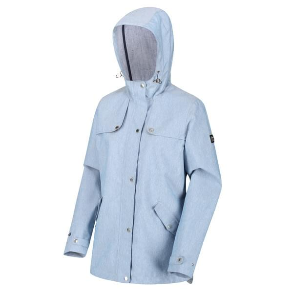 Regatta Bertille Jackets Waterproof Shell Zomerjas Dames