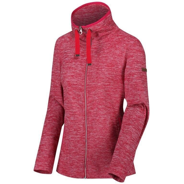 Regatta Evanna Fleece Jacket Dames Roze