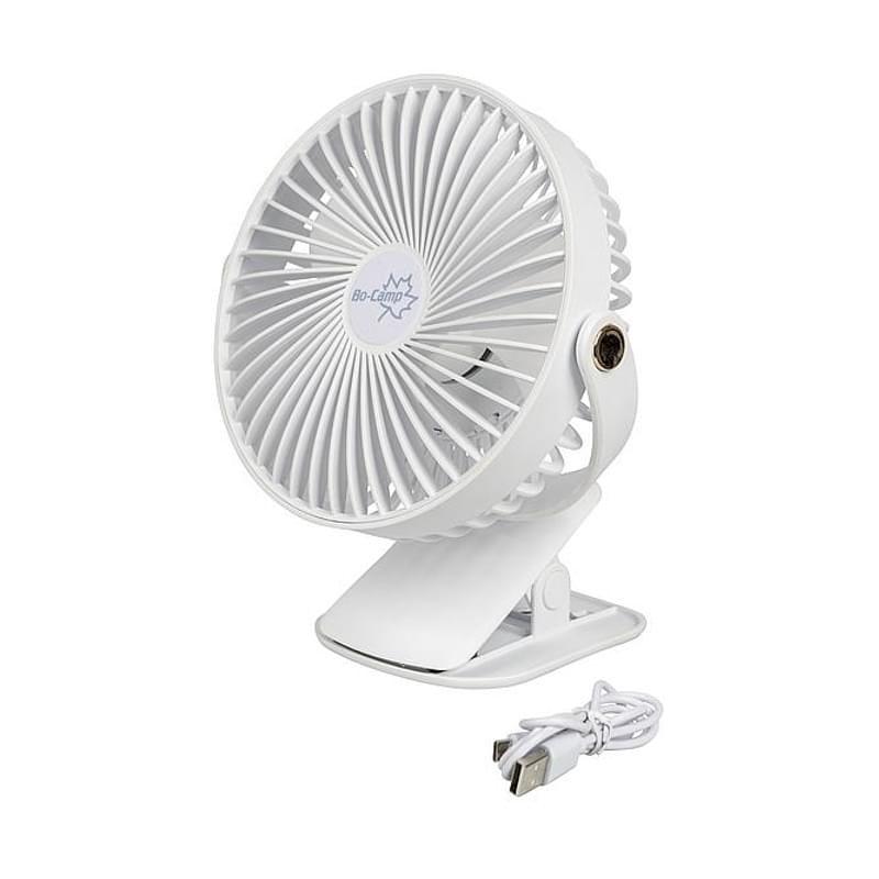 Bo-Camp Ventilator met Klem Deluxe