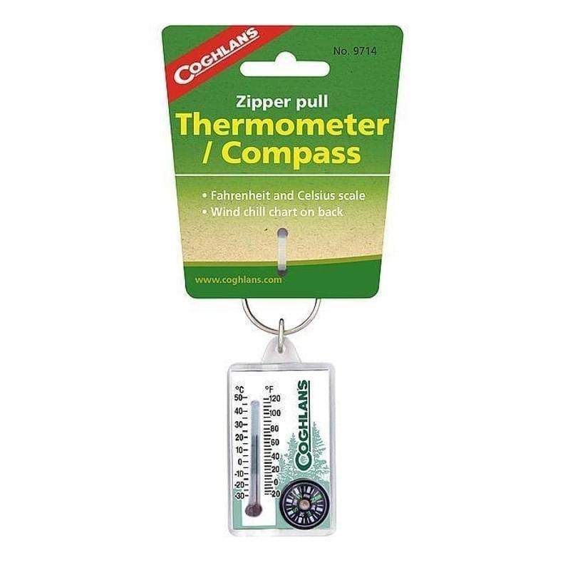 Coghlan's Kompas met Thermometer