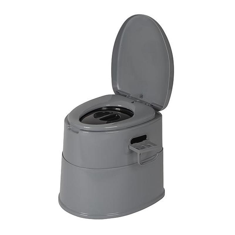 Bo-Camp Deelbaar Draagbaar Toilet