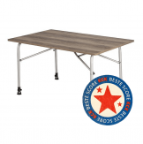 Bo-Camp Feather 110 x 70 cm Campingtafel
