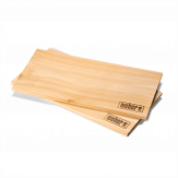 Weber Western Red Cedar Wood Portion Planks