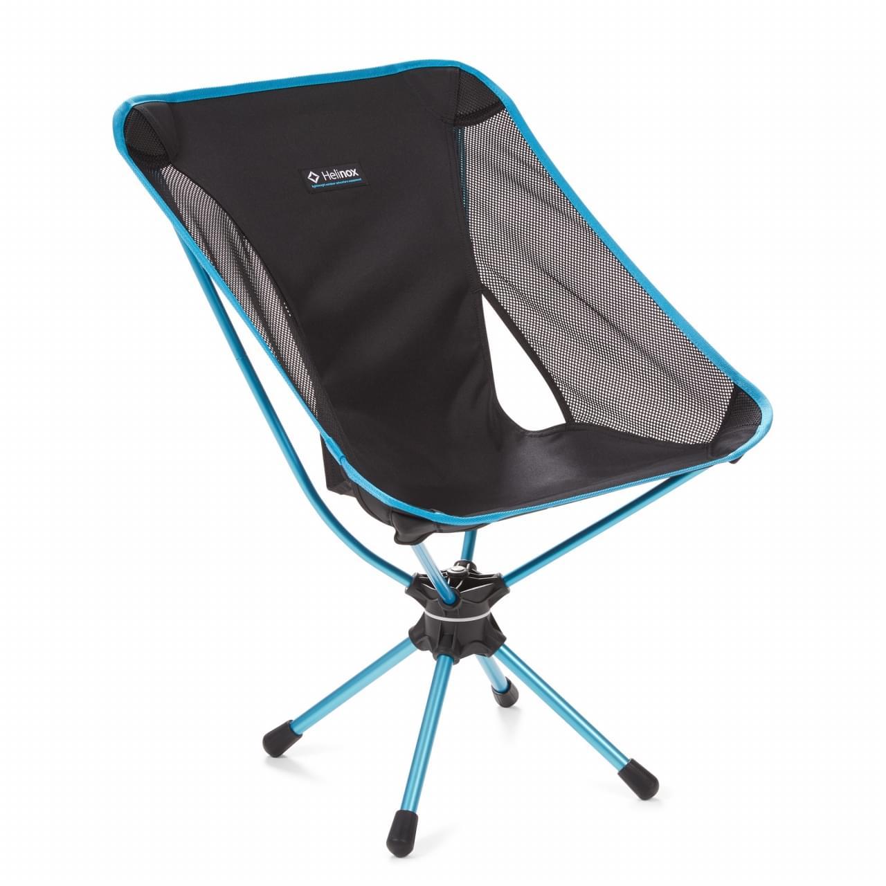 Helinox Swivel Chair Lichtgewicht Stoel - Zwart