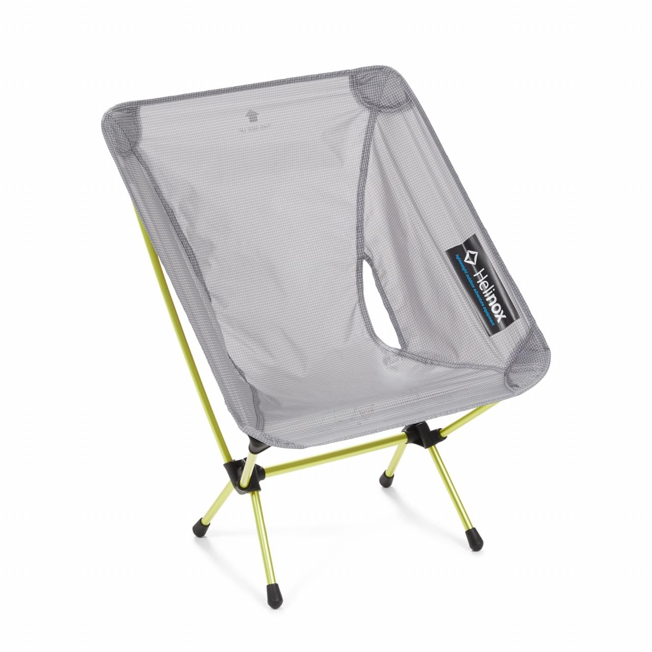 Helinox Chair Zero Lichtgewicht Stoel Grijs