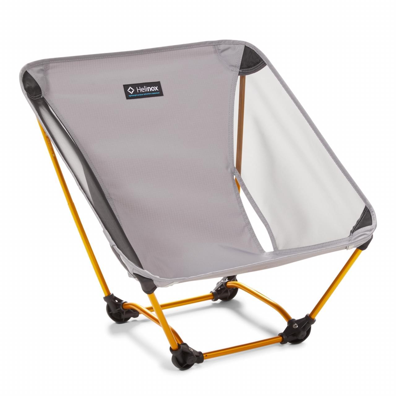 Helinox Ground Chair Lichtgewicht Stoel - Grijs