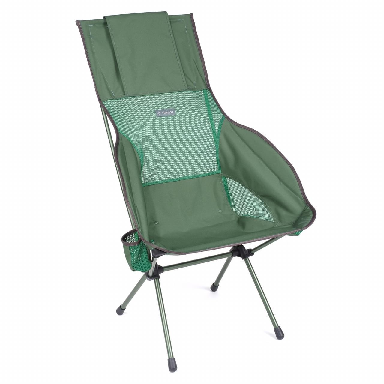 Helinox Savanna Chair Lichtgewicht Stoel Groen