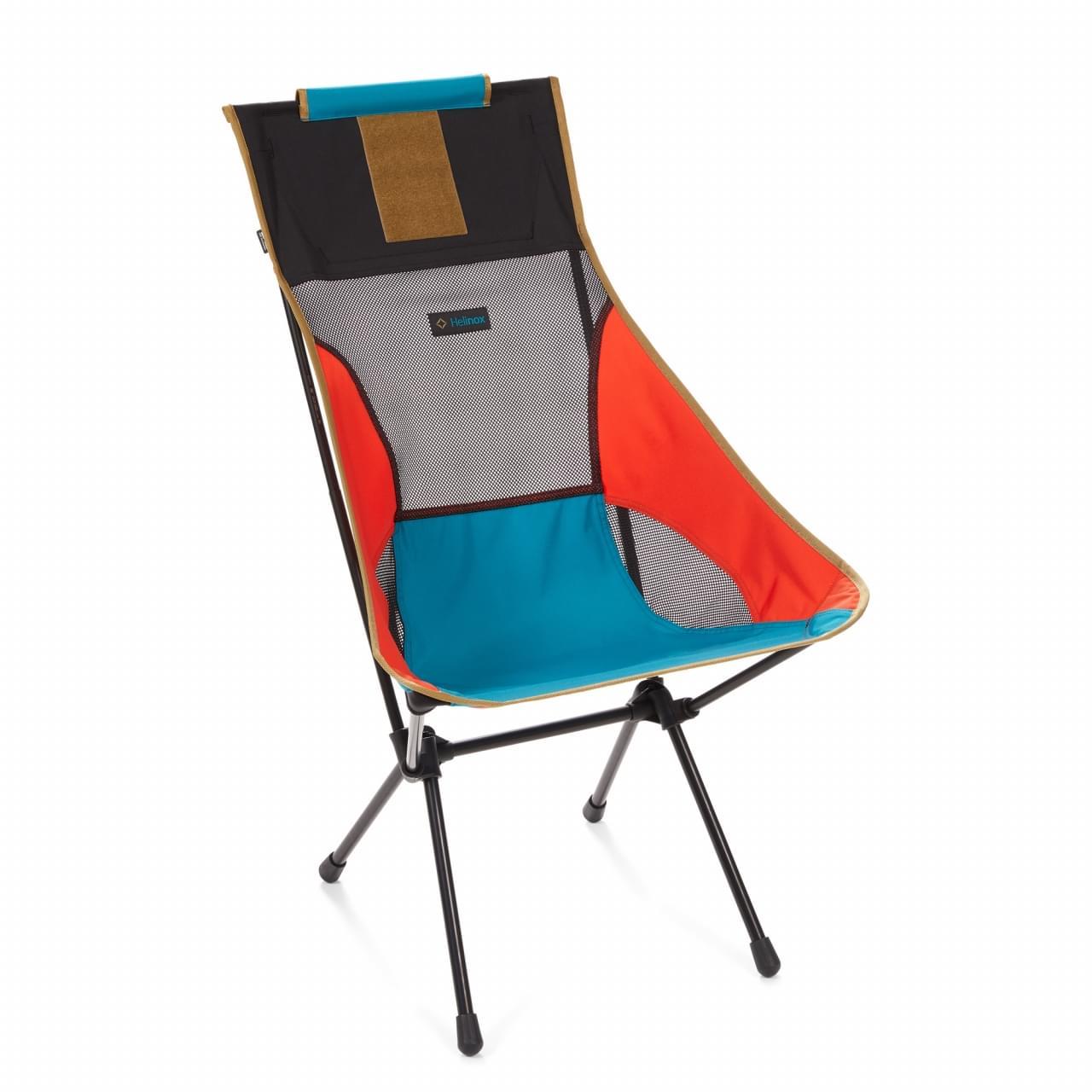 Helinox Sunset Chair Block Lichtgewicht Stoel - Multicolor