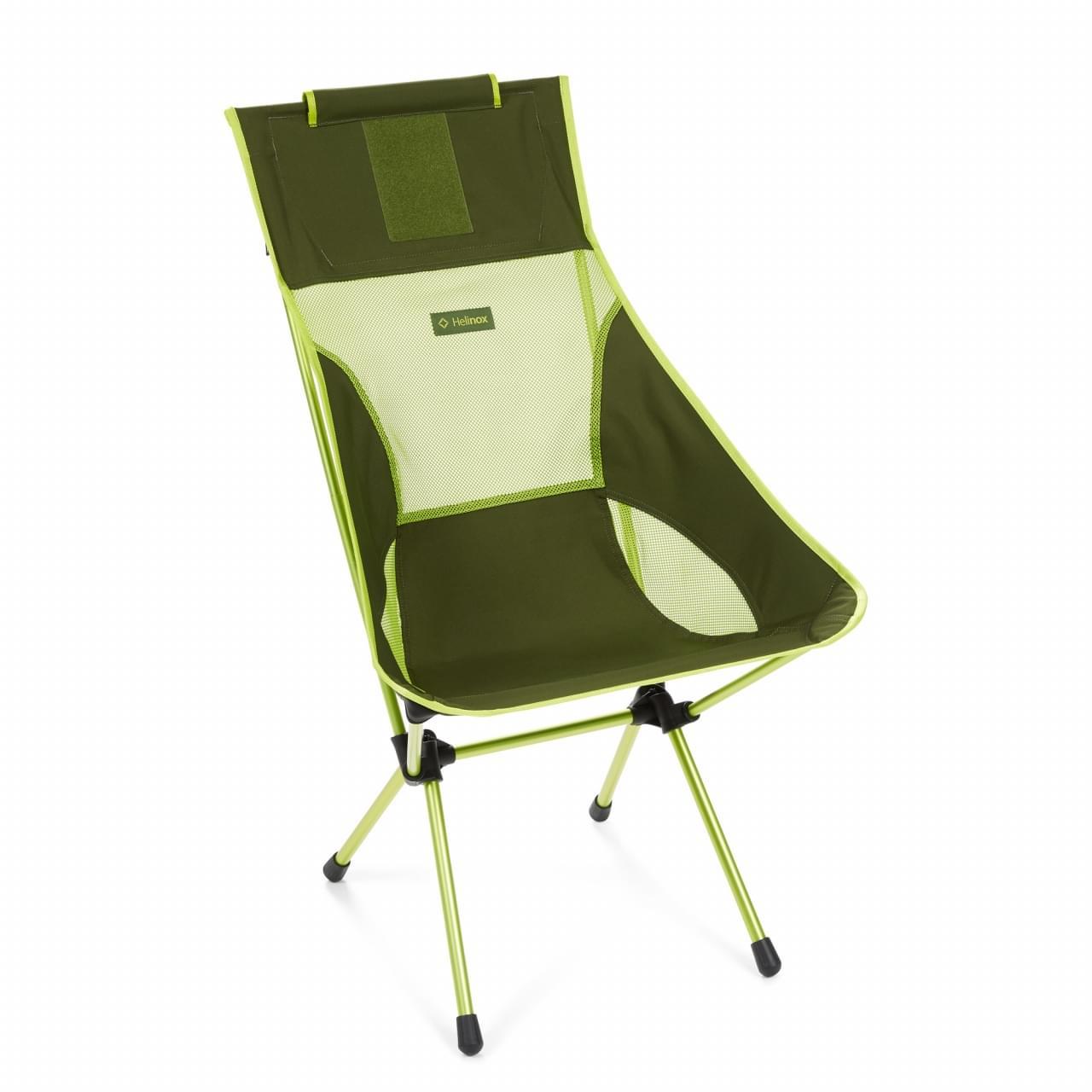 Helinox Sunset Chair Block Lichtgewicht Stoel - Groen