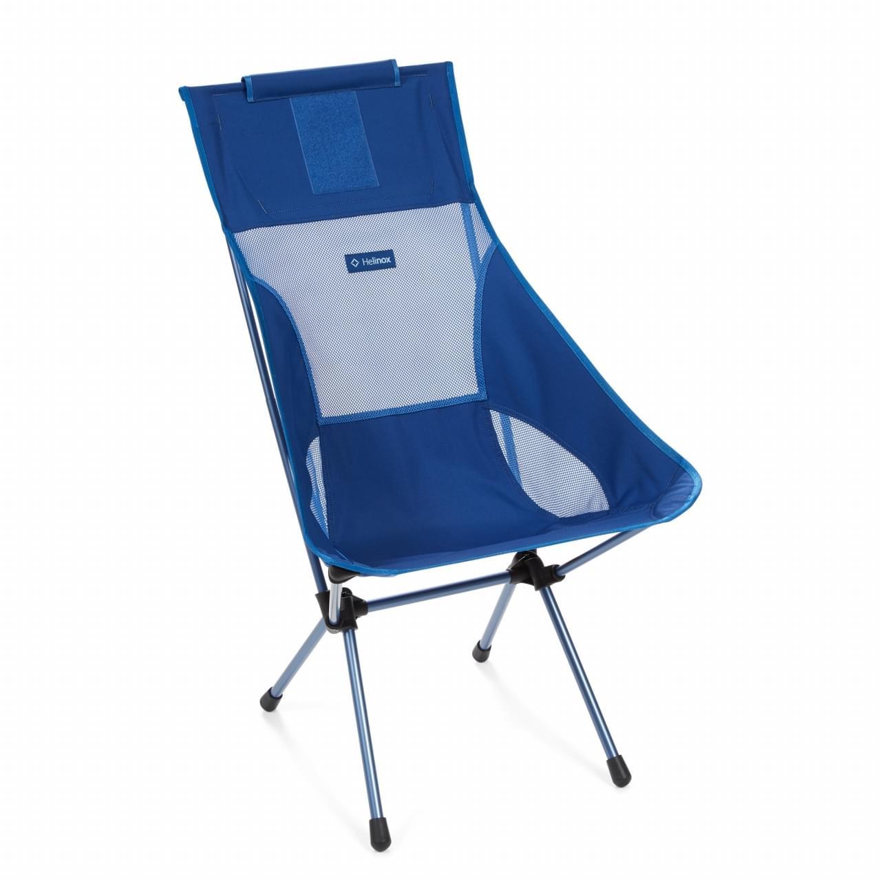 Helinox Sunset Chair Block Lichtgewicht Stoel - Blauw