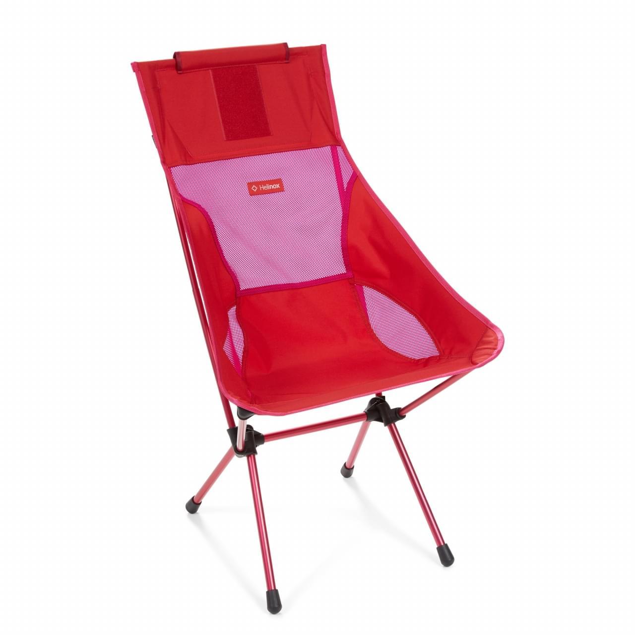Helinox Sunset Chair Block Lichtgewicht Stoel - Rood