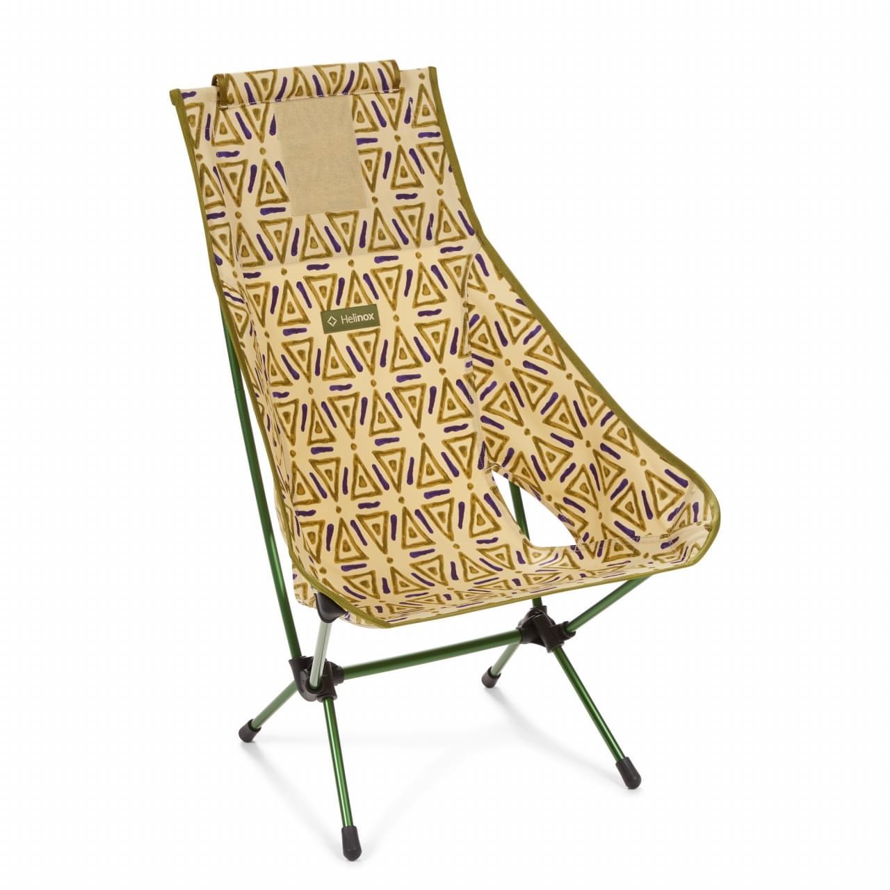 Helinox Chair Two Triangle Lichtgewicht Stoel - Groen