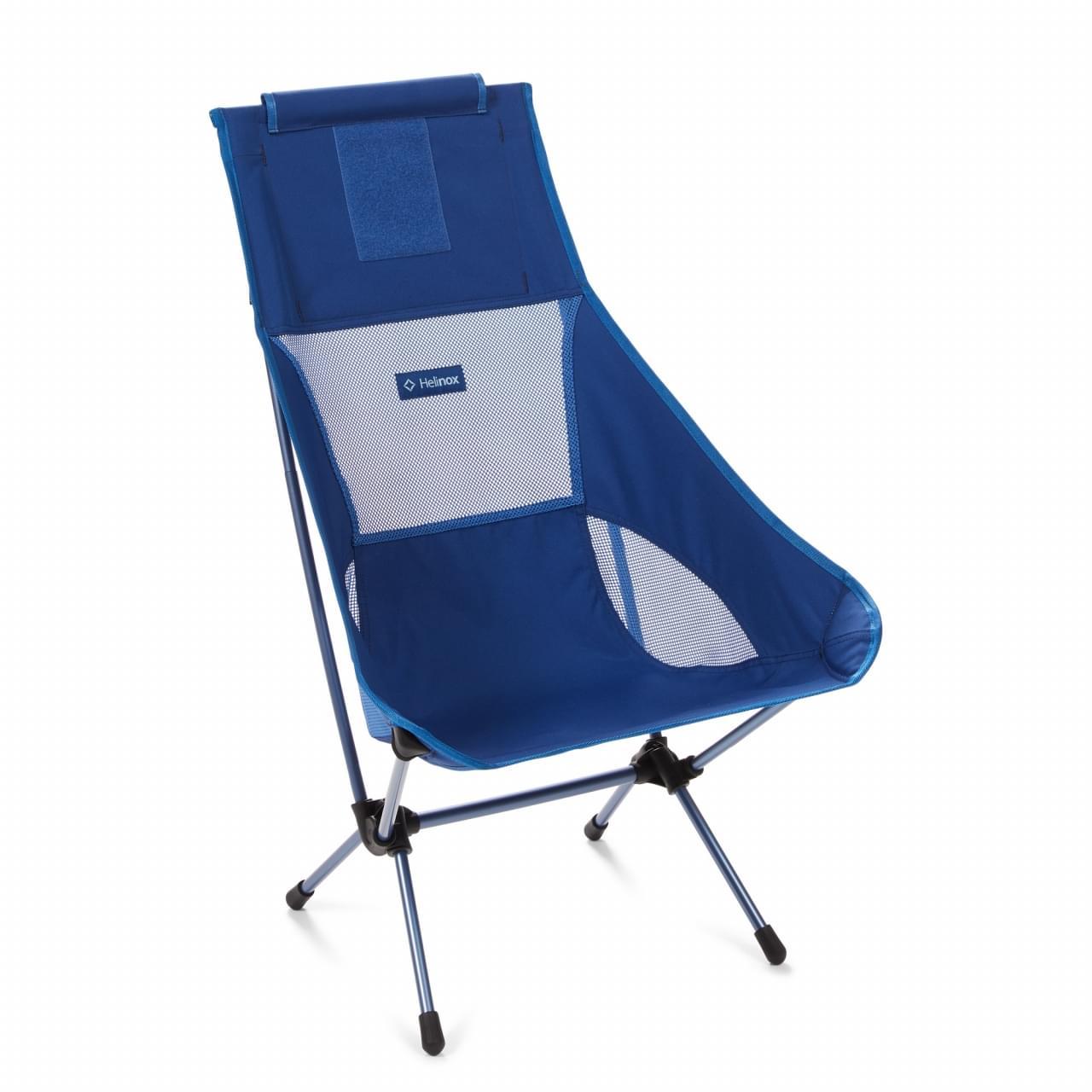 Helinox Chair Two Block Lichtgewicht Stoel - Blauw