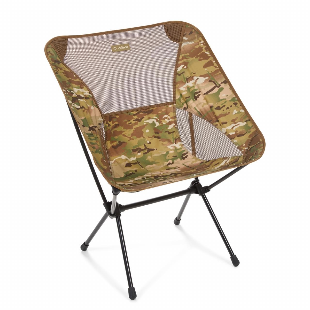 Helinox Chair One XL Special Lichtgewicht Stoel - Camouflage Groen