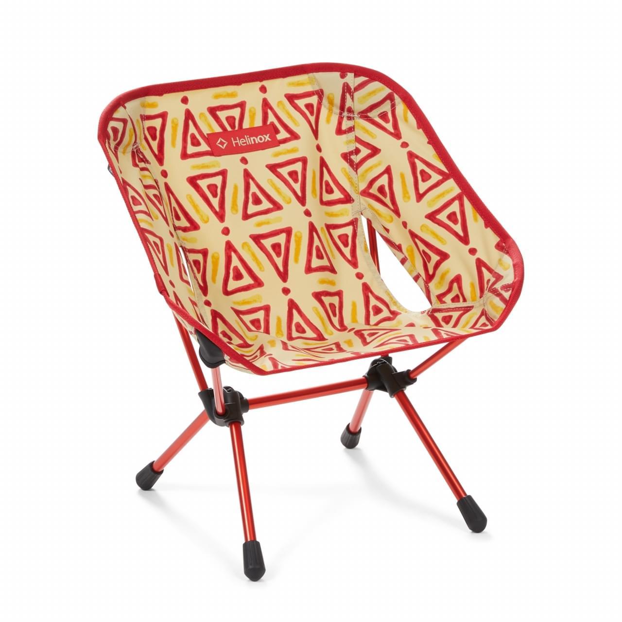 Helinox Chair One Mini Triangle Lichtgewicht Stoel - Rood