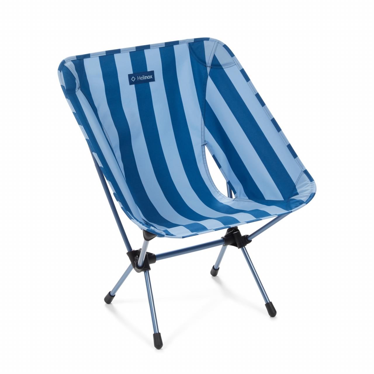 Helinox Chair One Stripe Lichtgewicht Stoel - Blauw