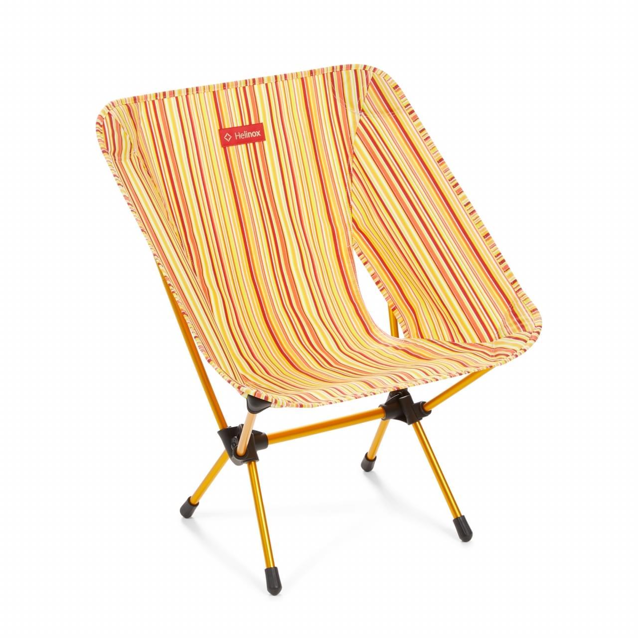 Helinox Chair One Stripe Lichtgewicht Stoel - Rood