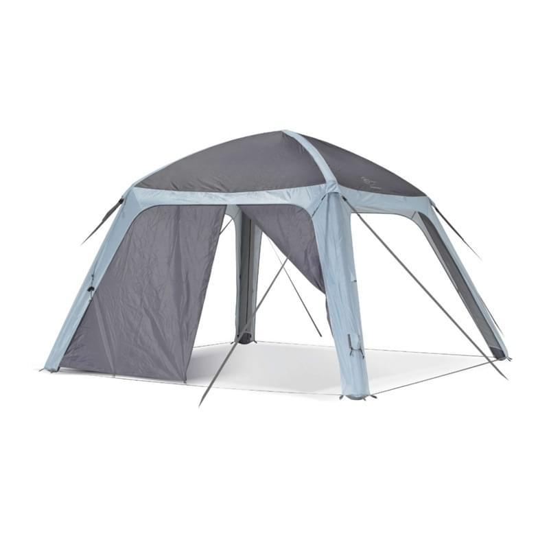 Bardani Quick Shelter 350 Zijwand met Deur Grijs