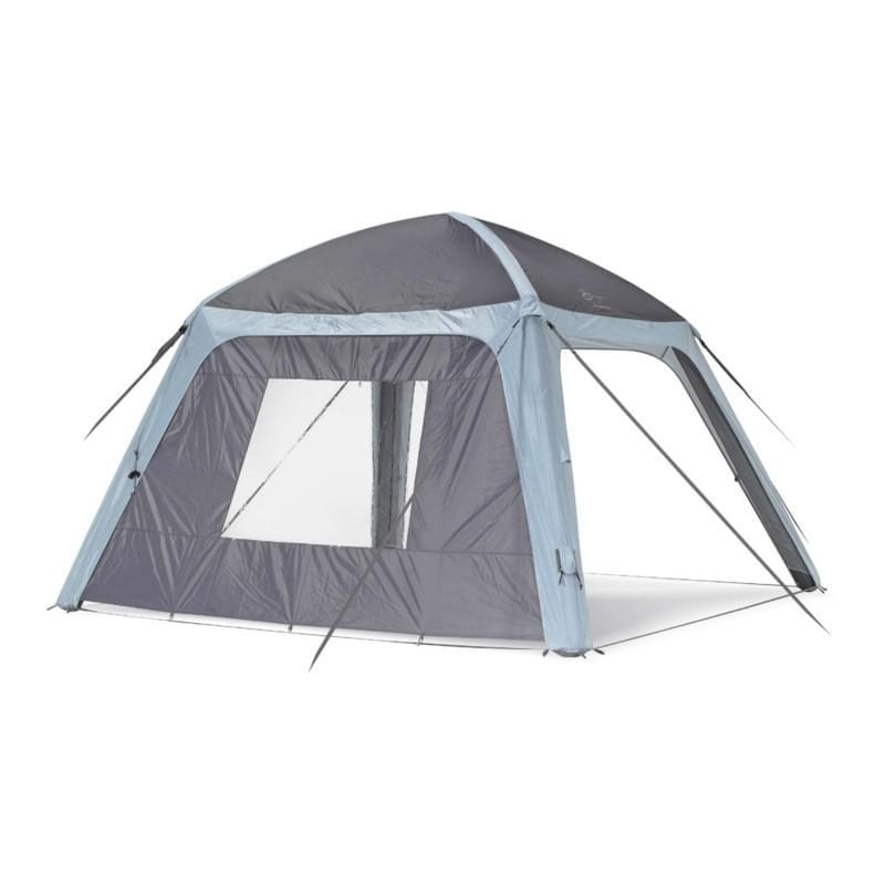 Bardani Quick Shelter 350 Zijwand met Raam - Grijs