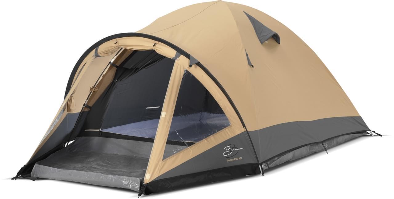Bardani Cortina 200 RSC - 3 Persoons Tent - Beige Grijs
