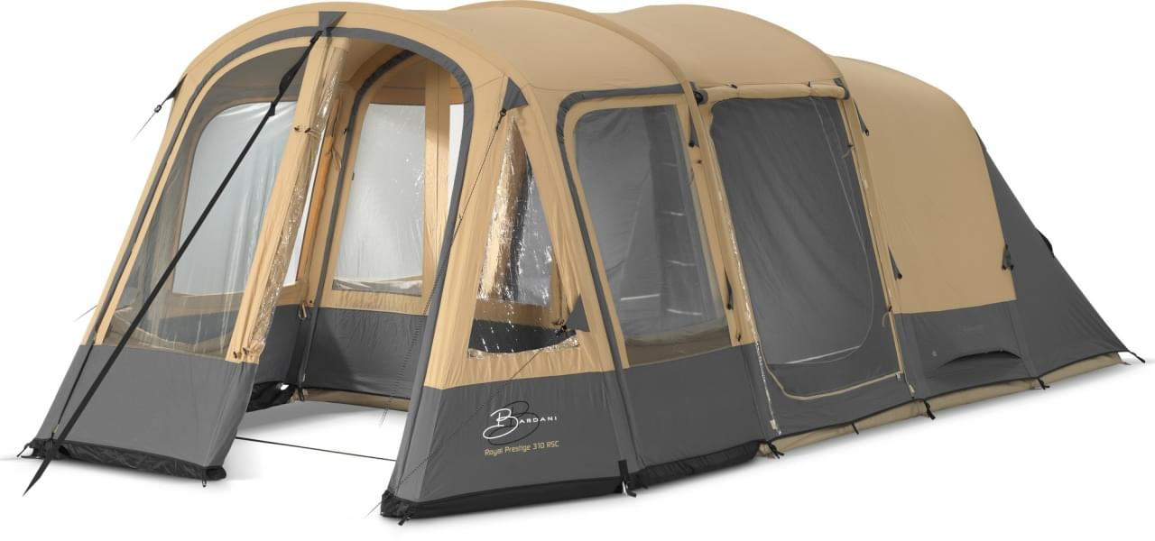 Bardani Royal Prestige 310 RSC / 4 Persoons Tent Beige